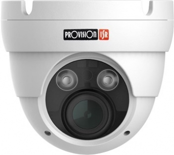 TEL. DOME IP 4MPX MOTORIZ.2.8-12MM IR25MT POE