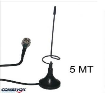 ANTENNA GSM MAGNETICA 5MTCAVO