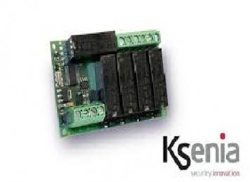 KSI2300004.300 MODULO ESPANSIONE5 RELAIS 8A X LARES 4.0