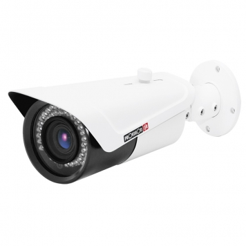 TEL BULLET IP 5MPX 3-11 MM MOT.VIDEOANALISI FACE RECOGNITION