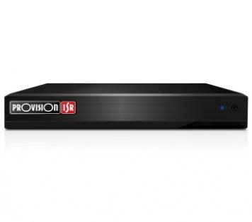 DVR 4IN 8MPX 16CH HDMI-VGA-CVBS