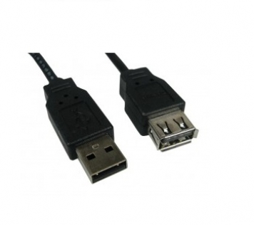 CAVO USB 2.0 M-F  5 MT PROLUNGA
