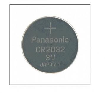 BATTERIA CR2032 PANASONIC