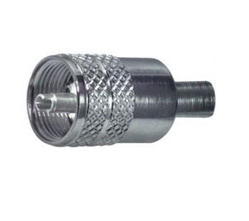 SPINA VOLANTE UHF PL259 X RG58