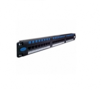 PATCH PANEL 24P CAT5E