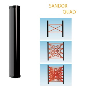 SANDOR QUAD H.200 CM 4TX+RX