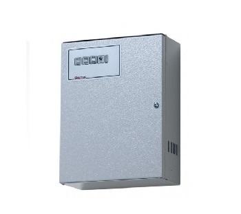 ALIMENTATORE IN BOX 13.8VDC 2A +LED SOVRACCARICO