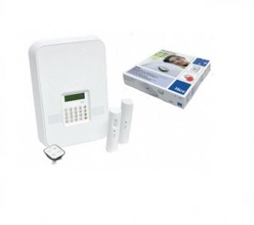 CENTRALE+GSM+PSTN+CONTATTO+RIVELATORE+TLC