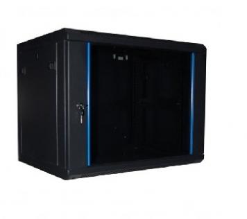 ARMADIO SERIE CHACO 9U 600x500x520 NERO
