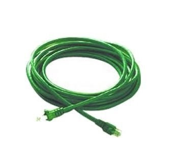 PATCH CORD RJ45 CAT5E 0.5MT VERDE
