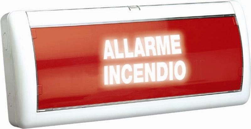 PANNELLO OTTICO-ACUS.ALL.INCEN