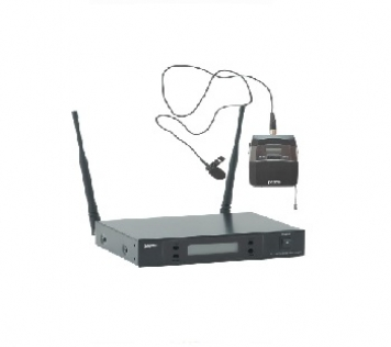 KIR RADIOMICROFONO LAV UHF PLL