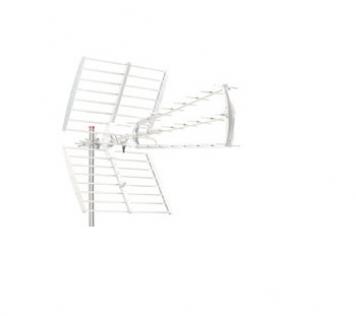 ANTENNA ZTL-233 TRIPLA UHF 43EL.