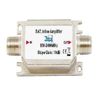 AMPLIF. ZDSIL-003A DI LINEA SAT 20DB