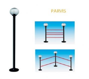 PARVIS H2.00 MT 8RAGGI 4RX+4TX