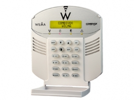 TASTIERA LCD WIRELESS WILMA