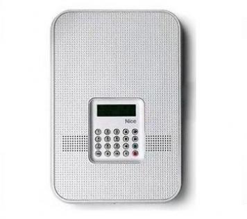 CENTRALE ALLARME RADIO-FILO 230V GSM