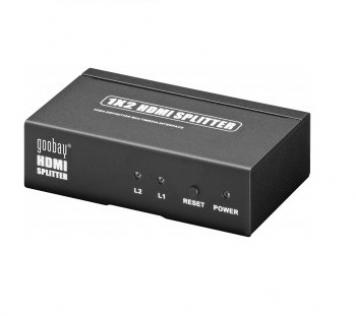 SPLITTER HDMI 3D 4 PORTE