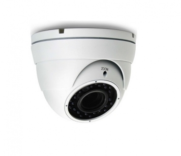 DOME HDTVI 2MP 2.8/12mm 24LED
