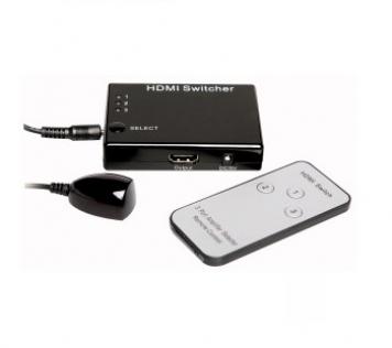 BOX DI COMMUTAZIONE HDMI 3x1