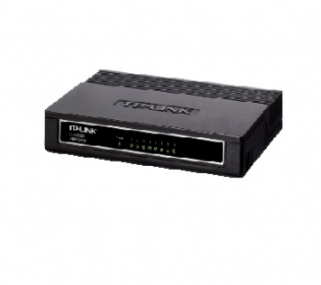 SWITCH GIGABIT ETHERNET 10/100/1000 8 PORTE