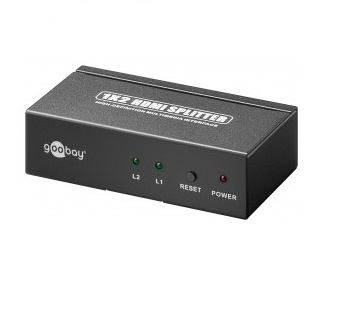 SPLITTER HDMI 1IN/2OUT