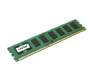 DDR3 4GB PC 1600 CRUCIAL