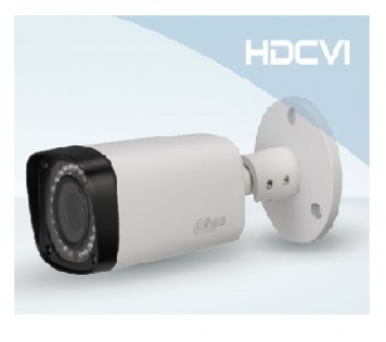 BULLET HDCVI 2MPX 2.7-12MM