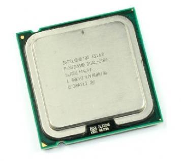 CPU PENTIUM DUAL CORE
