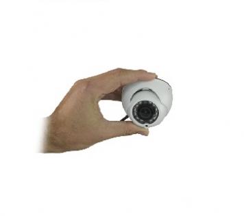 MINIDOME IR HDCVI 3.6mm 1080P