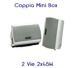 CASSE MINI BOX 45W
