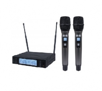 KIT MICROFONICO WIRELESS 16CH