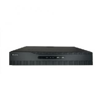 NVR SAFIRE 32 IP 256MBPS 4K 4 HDD ALARM