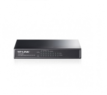 SWITCH 8 P. GIGABIT 4POE
