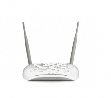 MODEM ROUTER ADSL2+WIFI 300M