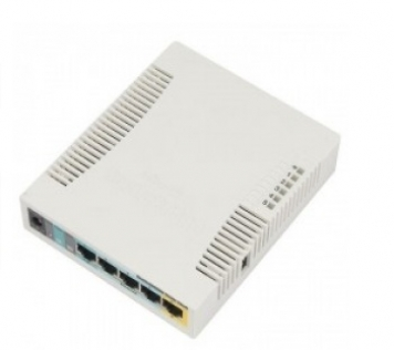 ROUTER MIKROTIK RB952UI-5AC2ND